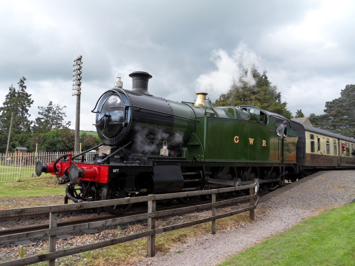 4270 at Gotherington
