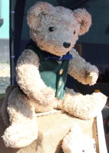 Watercress Festival 2014 Alresford (01) Binky Bear