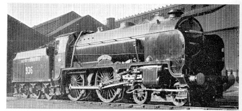 No.936 Cranleigh as running in 1936