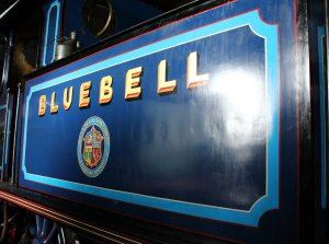 2014 Bluebell Railway - Sheffield Park - SECR P class - 323 Bluebell