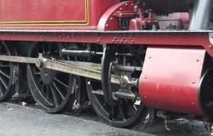 2014 Bluebell Railway - Sheffield Park - GWR Small Prairie 2-6-2T Metropolitan Railway L.150 5521