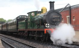 2014 Bluebell Railway - Sheffield Park - SECRC Class 592