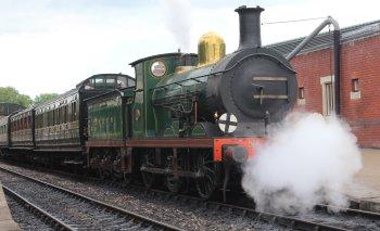 2014 Bluebell Railway - Sheffield Park - SECRC Class 592
