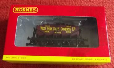 Hornby model of a very similar wagon - 21st century