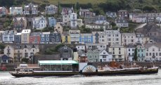 2014 Kingswear Castle paddle steamer