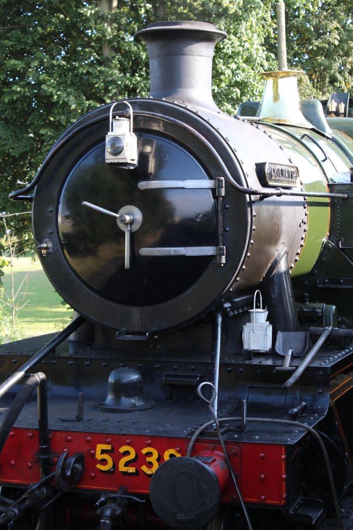 058 - 2014 Paignton and Dartmouth Steam Railway - Paignton - 52xx 5239 Goliath