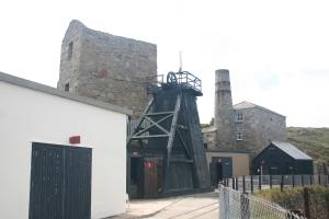 Cornish Beam engine
