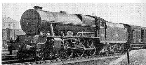 No.801 as running in 1948.