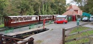 2014 Lynton and Barnstaple Railway - Woody Bay - station