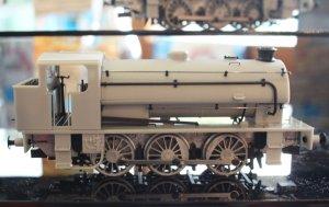 2014 Autumn Steam Gala Watercress Line - Alresford - DJ Models Hunslet Austerity J94 pre-production sample 00 scale