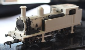 2014 Autumn Steam Gala Watercress Line - Alresford - DJ Models Ex-LSWR 02 Class pre-production sample