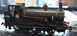 2014 Autumn Steam Gala Watercress Line - Alresford - Ex-LSWR Beattie Well Tank - Painted pre-production sample
