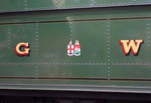 2014 Autumn Steam Gala Watercress Line - Ropley - GWR Modified Hall class 6960 Raveningham Hall