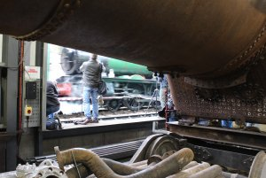 2014 Autumn Steam Gala Watercress Line - Ropley - Enthusiasts (GWR Modified Hall class 6960 Raveningham Hall)