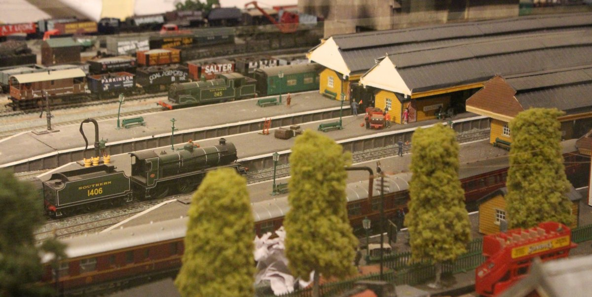 Guilford Museum Guildford 00 Scale Model Railway