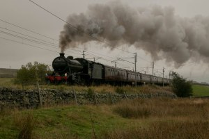 UKHH The West Highland Steam Express 2014 K1 class