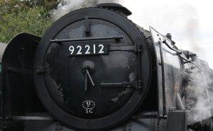 2014 Autumn Steam Gala Watercress Line - Ropley - BR Standard 9F Class 92212