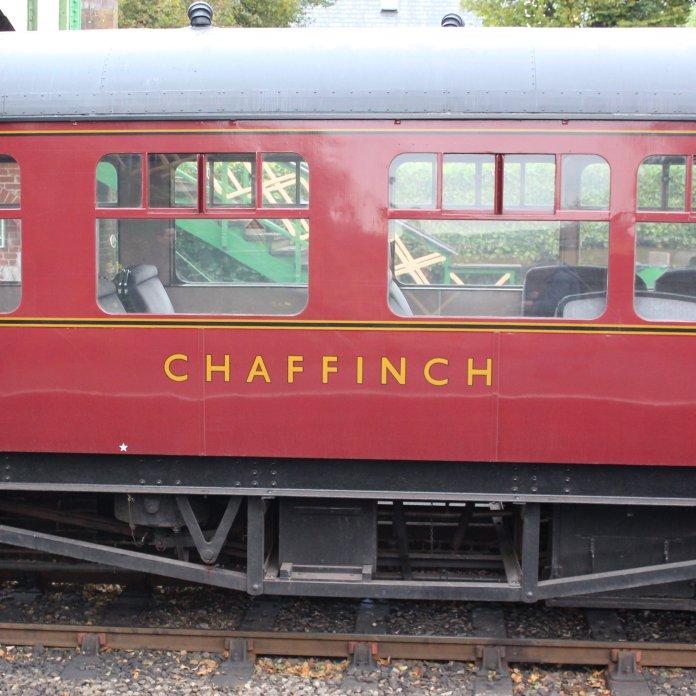 2014 Autumn Steam Gala Watercress Line - Ropley - GWR Autocoach W238W