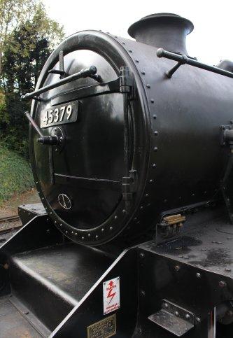 2014 Autumn Steam Gala Watercress Line - Alresford - Ex-LMS Black 5MT 45379