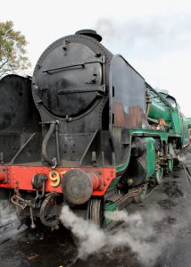 2014 Autumn Steam Gala Watercress Line - Ropley - Southern Railway Schools Class 925 Cheltenham