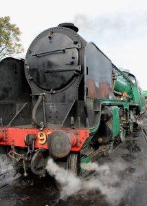 2014 Autumn Steam Gala Watercress Line - Ropley - Southern Railway Schools Class 925 Cheltenham