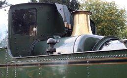2014 Autumn Steam Gala Watercress Line - Ropley - Ex-GWR 14xx Class 1450