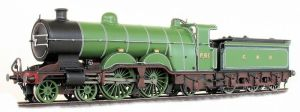 Bachmann NRM Exclusive models Ivatt Class C1 Atlantic Great Northern Railway No 2519