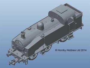 Hornby J50 r3326