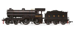 Hornby LNER 4-4-0 D16 Class - Early BR (Pre 1948) r3233
