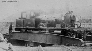 LSWR 415 class Adams Radial Tank 324 scan