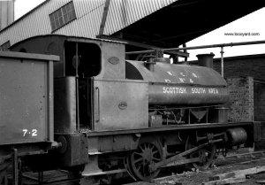 W4775 1894 at Barony Colliery Auchinlek 1968