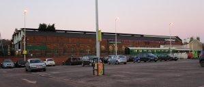 Spa Valley Railway 2014 Tunbridge Wells West loco shed