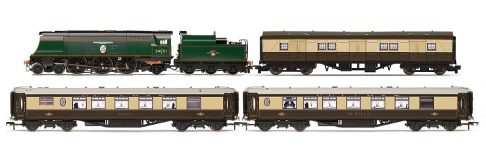 Sir Winston Churchill's Funeral Train Train Pack - Limited Edition - R3300