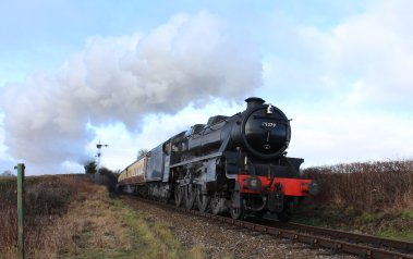 Mid Hants Railway Spring Steam Gala 2015 Ropley - Ex-LMS Black 5 45379