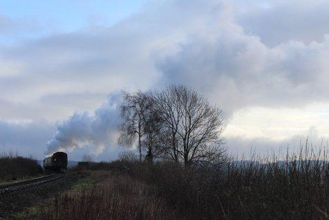 Mid Hants Railway Spring Steam Gala 2015 Ropley - Ex-LMS Black 5 45379