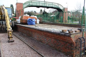 Mid Hants Railway Spring Steam Gala 2015 Medstead and Four Marks goods yard