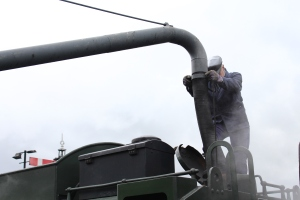 Mid Hants Railway Spring Steam Gala 2015 Ropley - BR Standard class 7MT 70000 Britannia