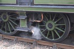 2015 - Bluebell Railway - Sheffield Park - London Brighton & South Coast Railway Class E4 0-6-2T B473 (Birch Grove)