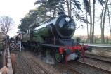 London North Eastern Railway B12 Class 4-6-0 Steam Locomotive 8572