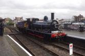 North Norfolk Railway M&GN Class Y14 (J15) GER Blue 564 (LNER 7564) (BR 65462)