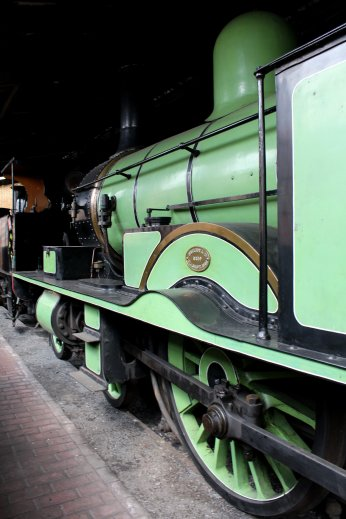 2015 - Bluebell Railway - Sheffield Park - London & South Western Railway Adams Radial Tank class 415 488