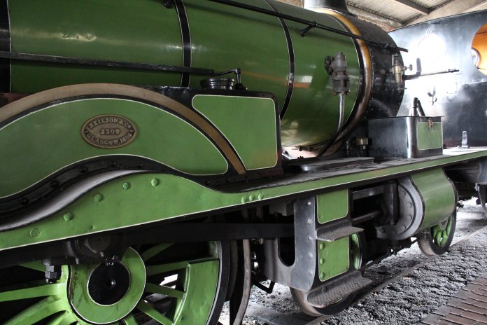 2015 - Bluebell Railway - Sheffield Park - London & South Western Railway Adams Radial Tank class 415 488