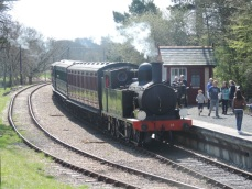 2015 - Isle of Wight Railway - O2' Class 0-4-4T No.W24 'Calbourne'