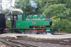 Copyright Sittingbourne & Kemsley Light Railway