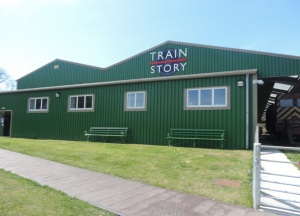2015 - Isle of Wight Railway - Train Story