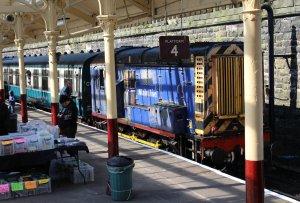 2015 - East Lancashire Railway Bury Bolton Street - British Railways Class 09 09024 Mainline livery
