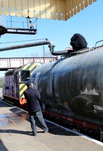 2015 - East Lancashire Railway Ramsbottom - British Railways Class 09 09024 Mainline livery