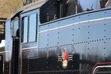 2015 - Lakeside and Haverthwaite Railway - British Railways Fairburn 4MT 2-6-4T 42073