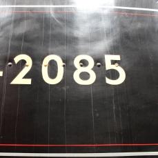2015 - Lakeside and Haverthwaite Railway - British Railways Fairburn 4MT 2-6-4T 42085