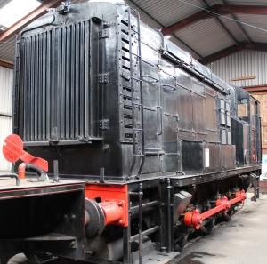 071 2015 - Lakeside and Haverthwaite Railway - LMS Class 11 7120